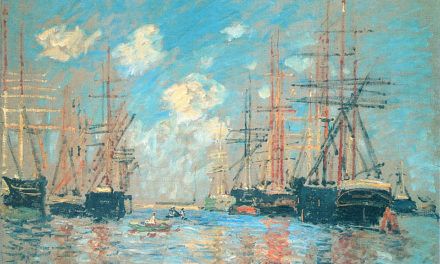 Claude Monet in Amsterdam